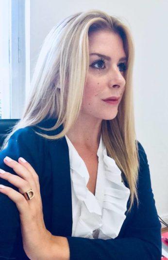 German lawyer - attorney in Miami Florida - Vera Mueller